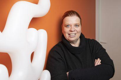 Minna Åman-Toivio uhrasi pandemialle kokonaisen vuoden – loi hurjan kasvun, viisinkertaisti liikevaihdon ja yhdisti yrityksensä toiseen