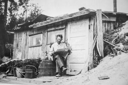 Puna-armeijan kaivamista korsuista tuli koti jopa 800 kuusamolaiselle – multaseinäisissä, laudoilla vuoratuissa korsuissa asui perheitä pienten lastensa kanssa vielä talvella 1946–47