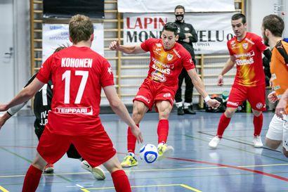 """FC Kemille kauden ensimmäinen tappio Ilvestä vastaan – """"Ottelu oli melkoista sotaa"""""""