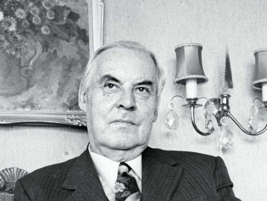 Konrad von Baghista toimi Oulun keskusmielisairaalan ylilääkärinä vuosina 1949-1973.