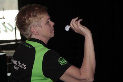 Team Darts Kemillä on 40-vuotisjuhlakisat - seura toivoo, että jo vakituisen kilpailemisen lopettaneet heittäjät tulisivat mukaan hakemaan triplaa