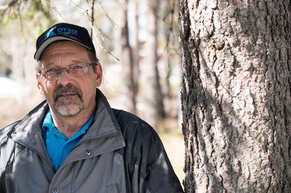 """Yli 40 vuotta ja ainakin 500 kilometriä – tiehankkeissa pitkän uran tehnyt Jukka Koivusipilä jäi eläkkeelle: """"Lapsenlapset odottavat ukin pitkiä vapaita"""""""