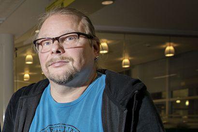Marko Jouste luennoi Rovaniemellä saamelaisesta nykymusiikista