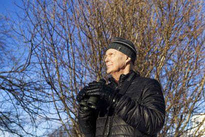 Leppoisa lintumies Kemistä valittiin vuoden lintulaskijaksi – Rauhalan Penalle jokainen retki on ainutlaatuinen