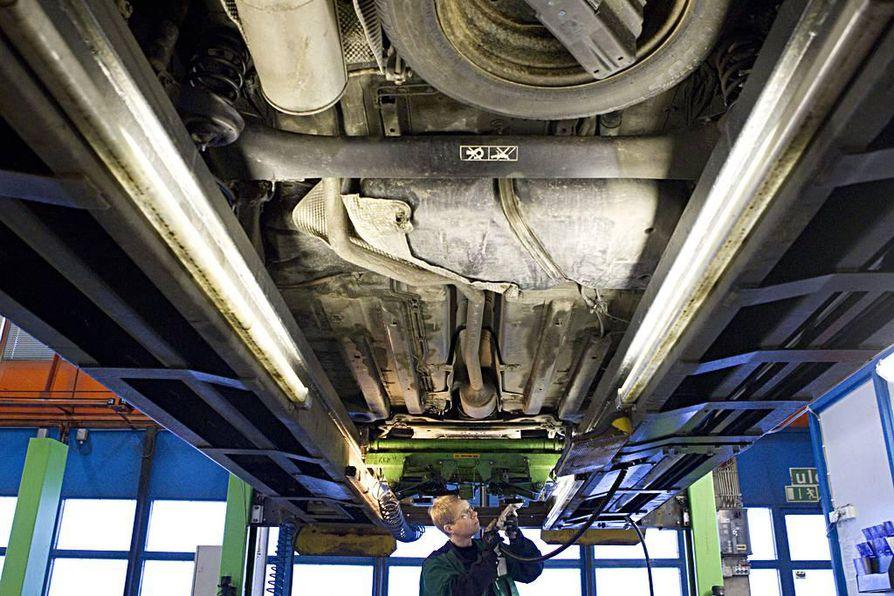 Liikenteen turvallisuusvirasto Trafi suunnittelee katsastuksiin muutoksia.