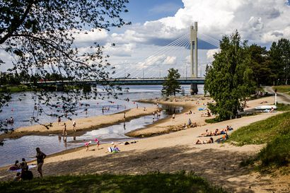 Kesä oli Lapissa harvinaisen lämmin –koko maassa oli kesä-elokuussa 50 hellepäivää