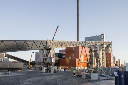 Ruskon uusi jätteiden lajittelulaitos käynnistyy täysimittaisesti lokakuussa, laitokselta saadaan polttoainetta marraskuussa avattavaan Laanilan biovoimalaitokseen