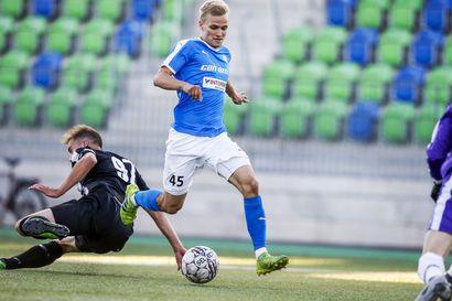 Rovaniemi Football Academy varmisti lohkovoiton cupissa