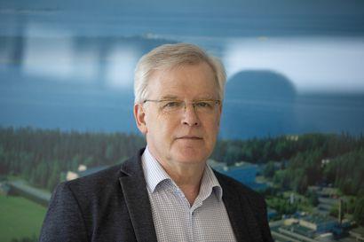 Hiippakuntavaltuusto valitsi Hannu Kallungin tuomiokapitulin kollegion maallikkojäseneksi