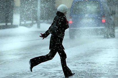 Viikon puolivälissä odotettavissa runsasta lumisadetta Pohjois-Pohjanmaalle – viikonlopuksi kylmenee