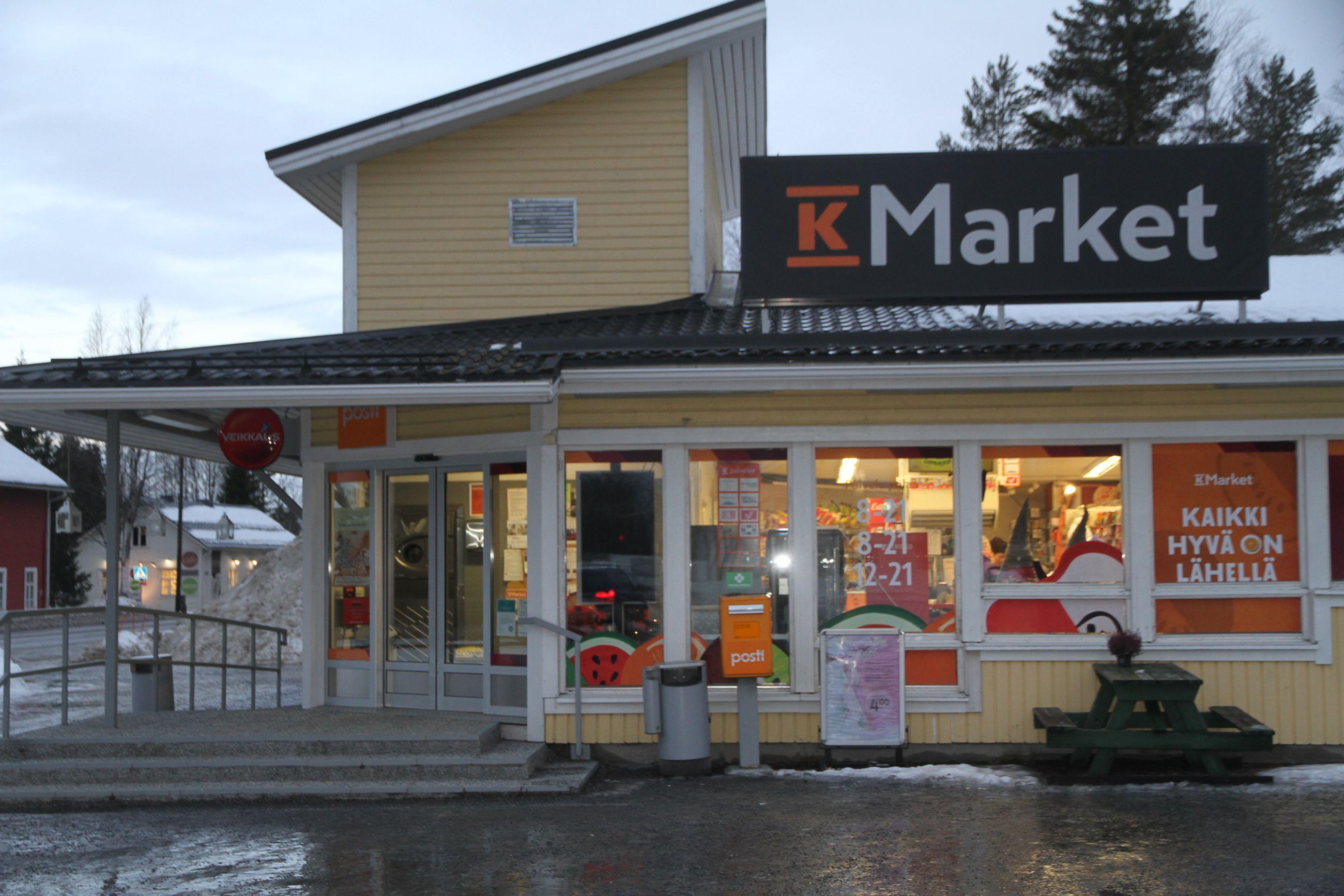 K Market Kuivasjärvi