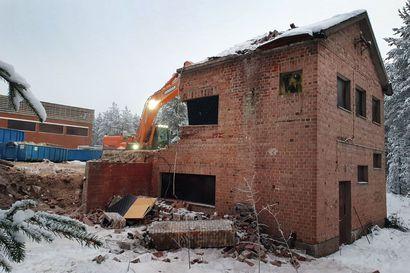 Maamerkki katoaa maisemasta – Rakennuksista oli Raahen Vedelle vain kuluja