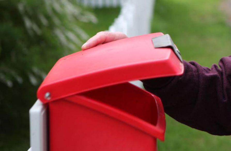 Postilaatikon paikasta alkanut riita johti sumuttamiseen Kemissä. Kuvituskuva.