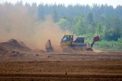 Karhusuon turvetuotannolle ympäristölupa –Avin päätös ei tyydytä Korentojärven osakaskuntaa