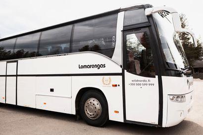 Uusi bussilinja vie Rovaniemen keskustasta Pajakylään ja Napapiirin retkeilyalueelle