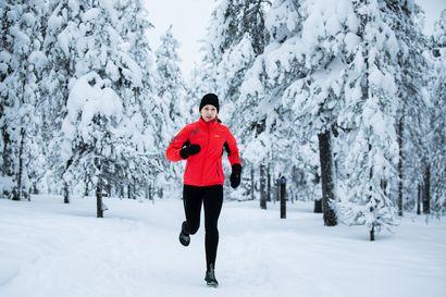 Kylmettyminen heikentää lihasten suorituskykyä ja altistaa vammoille – Aloita talvinen lenkki rauhallisesti ja anna lihasten lämmetä