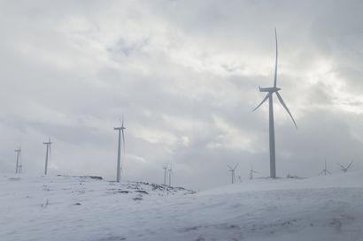 Murtotunturin tuulivoimapuiston rakentaminen tarkoitus aloittaa ensi syksynä – Korkeimmalta hallinto-oikeudelta ei valituslupaa valittajille, kaava sai lainvoiman
