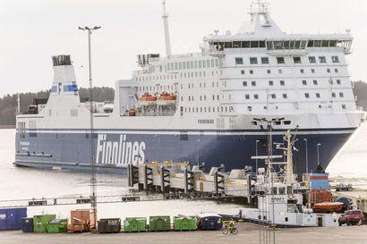 Laivoja uusitaan tiuhaan tahtiin – Finnlines tilaamassa kaksi uutta alusta, todennäköisesti Naantalin linjalle
