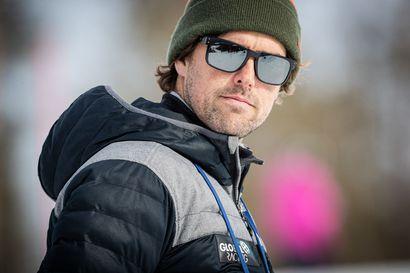 Jukka Leino Levi Snow Sport Academyn huippu-urheilulinjan valmentajaksi