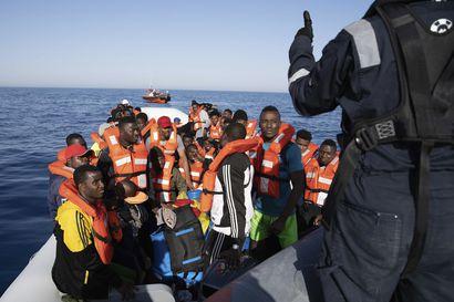 Malta pelasti 65 koronatartunnan saanutta mereltä – Välimerelle saapunut heinäkuussa yli 7 600 siirtolaista
