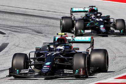 """Mercedes tasapainoilee teknisten ongelmien kanssa – """"Olemme perjantain jälkeen viisaampia"""""""