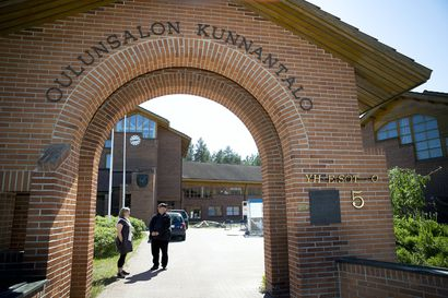 """Oulun koulun kirkkain helmi on Oulunsalon entinen kunnantalo–""""Oltiin nuoria ja ajateltiin, että nyt näytetään, lyödään hepnaadilla niin kuin Alvar Aaltokin nuorena"""""""