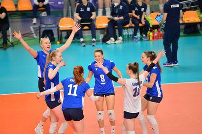 Naisten lentopallomaajoukkueen Slovakian karanteenista aiheutuu kymmenien tuhansien eurojen kulut