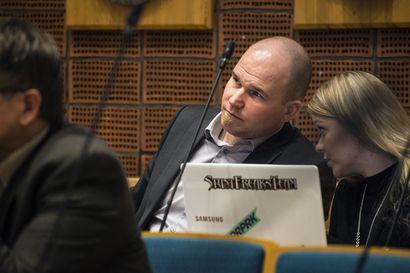 Keskustan valtuustoryhmä kysyi jääkö Kuusamo jälkeen laajakaistan kehityksessä