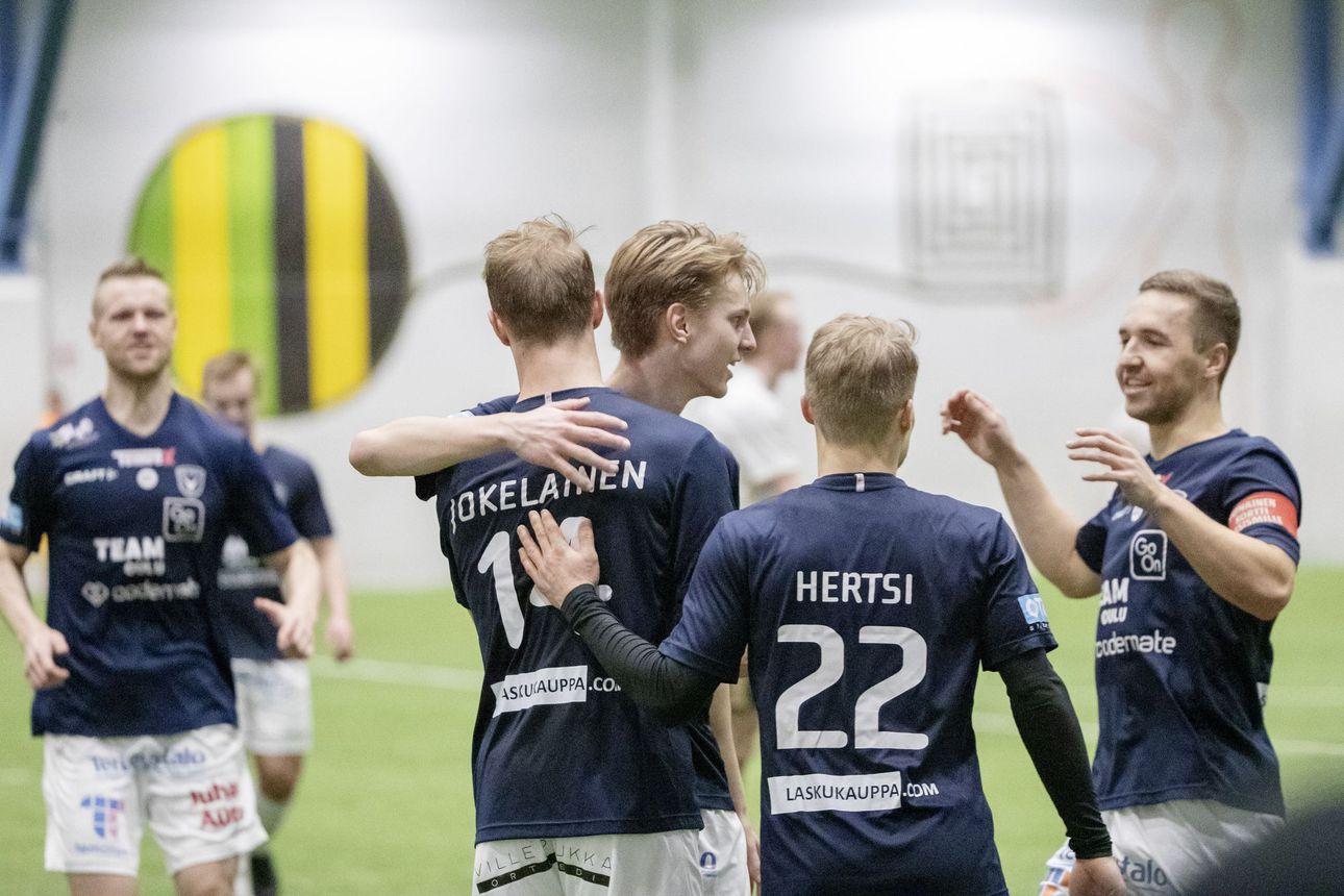 """AC Oulun jalkapalloilijat maaseudun kausitöihin - """"Näin kaikki voittaisivat"""""""