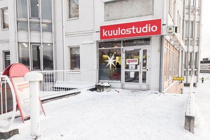 """Rovaniemen keskustassa, Kuulostudion naapurissa piileksii harvinainen toimitilalöytö – """"Vain taivas on rajana ja mahdollisuudet avoinna miltei mille tahansa yritystoiminnalle"""""""