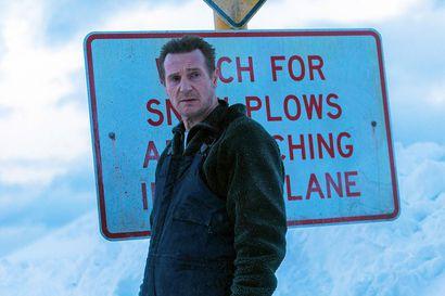 Liam Neeson ryhtyy lumiauramieheksisunnuntain ironisessa amerikkalaisjännärissä