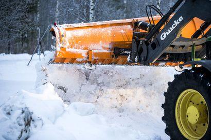 Teiden kunnossapitoa koskevat säännöt läpi äänestellen Rovaniemellä –Yksityistiet voivat hakea joko avustusta tai kunnossapidon kunnalta