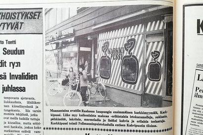 Antaudu nostalgialle! Muistatko millainen Raahe oli 1980-luvulla?