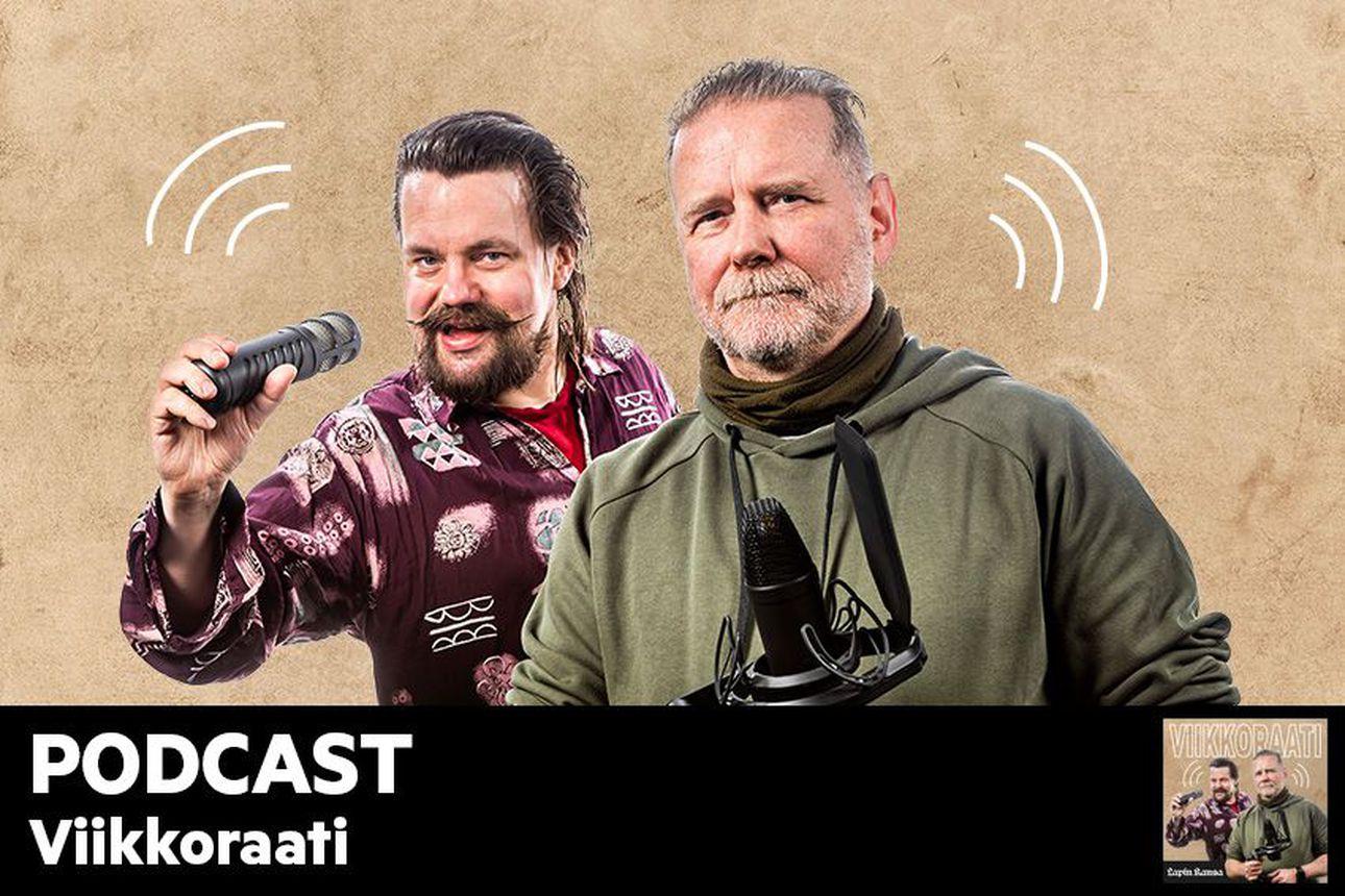 Katso tästä soittolistat kaikista Lapin Kansan podcasteista!