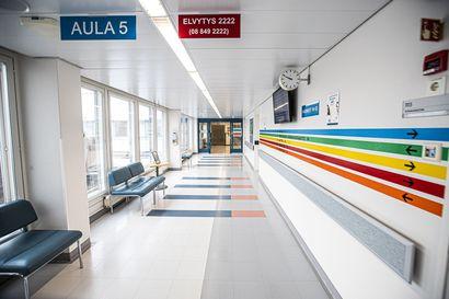 Toiminta on tienhaarassa – Sairaalan tulevaisuudesta tilattiin selvitys