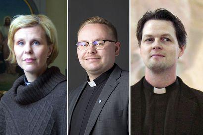 Kolme kisaa Rovaniemen kirkkoherran pestistä –Sodankyläläinen, rovaniemeläinen ja taivalkoskelainen antavat näytteitä kevään aikana