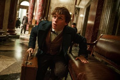 Päivän leffapoiminnat: J.K. Rowlingin käsikirjoitus hosuu kuin hepulit saanut orava