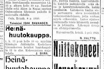 Vanha Kaleva: Eikö Oulussa ole paikkaa, mihin päänsä kallistaa?