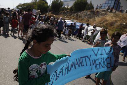 Tavoite erityisesti tyttöjen auttamisesta karkaamassa – Välimeren maiden leireiltä Suomeen siirretyt pääasiassa poikia