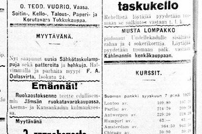 Vanha Kaleva: Olympiamiehille vapaat kotimatkat rautateillä, Hannes Kolehmainen saa matkustaa ilmaiseksi kuukauden ajan