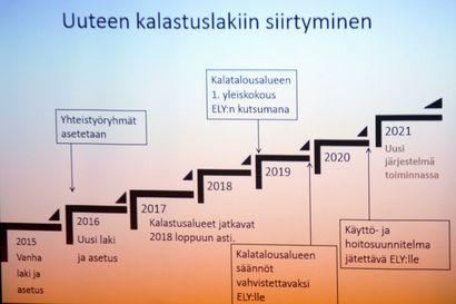 Suolijärvien uusi kalatalousalue aloitti Posiolla – ensimmäinen uuden kalastuslain mukainen Lapissa