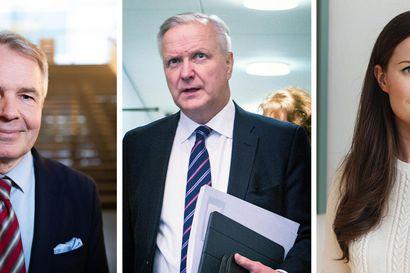 Moni ei tiedä vielä suosikkiaan seuraavaksi presidentiksi – Sanna Marin on noussut Pekka Haaviston tuntumaan, mutta kiinnostaako tehtävä häntä?
