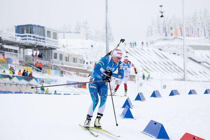 Ederillä oli hankala päivä - Eckhoff voitti tiukan pikakilpailun Oberhofissa