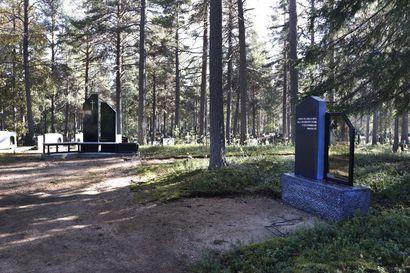 Riekinkankaan uurna-alue valmistumassa - käyttöönsiunaus syyskuun lopussa