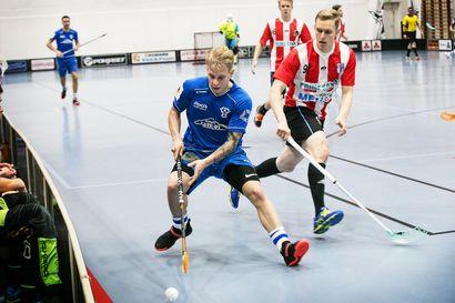 Katso tästä taltiointi Sastamolo-Dynamo ottelusta