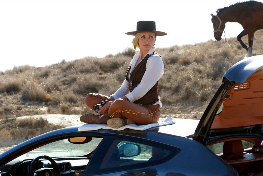 Cameron Diaz nähdään The Counselor -elokuvassa.