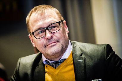 Matti Torvinen ehdolle Kemijärvellä – Sinisten entinen puoluesihteeri liittyi kokoomukseen