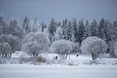 Talvi 2021 Sää
