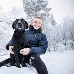Raja-Joosepista Kreikan rajalle – Rovaniemeläinen Ossi Saniola on kiertänyt Lappia 20 vuotta rajavartijana, mutta lähtee nyt Eurooppaan