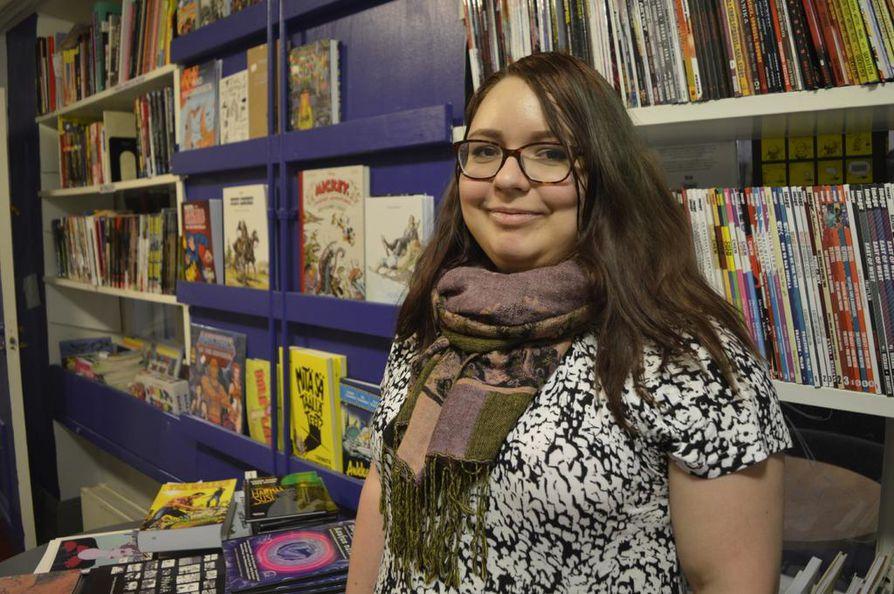 Oululaisen Karoliina Korhosen luoman Matin faneista jopa 30 prosenttia asuu ulkomailla. Kiusallisten hetkien vaivaantuneisuus lienee yleismaailmallinen piirre, mistä on osoituksena myös sarjakuvan hiljan saama suosio Kiinassa.